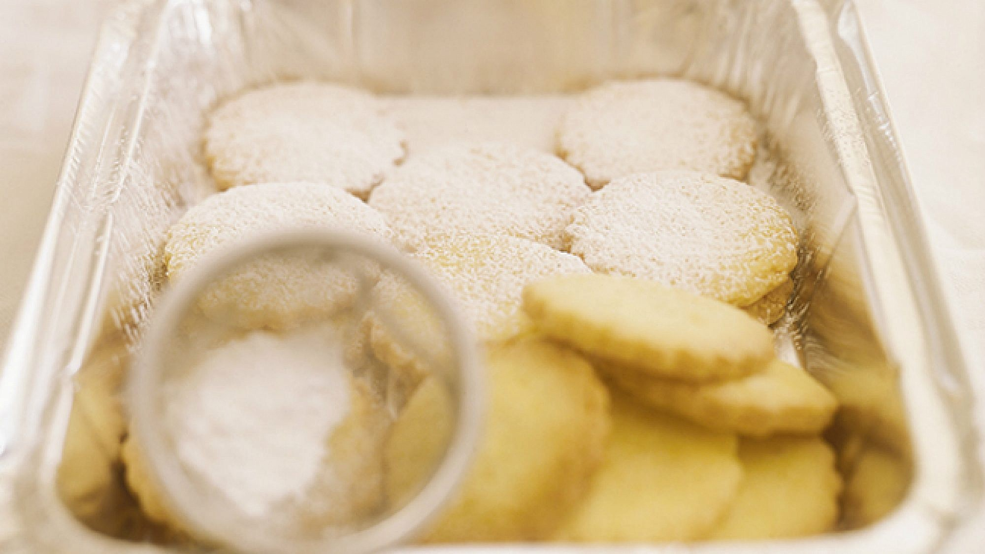 עוגיות לימון. צילום: אסנת בן דב