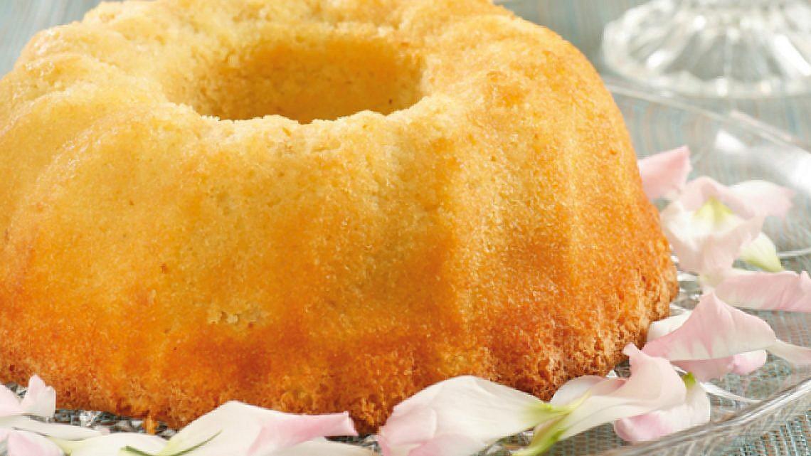 עוגת תפוזים ושקדים. צילום: דניה ויינר | סגנון: דלית רוסו