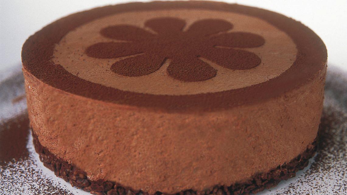 עוגת מוס שוקולד-דבש. צילום: דניאל לילה
