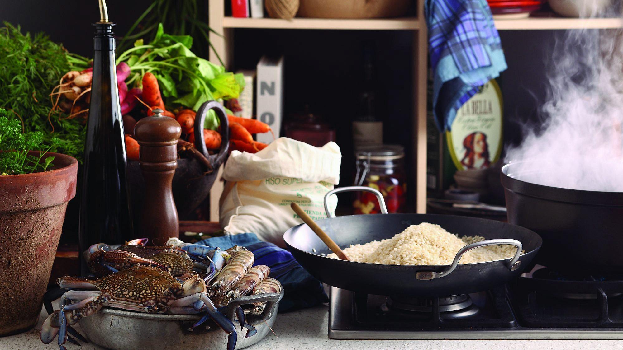 איך מכינים פאייה? צילום: דן פרץ. סטיילינג: עמית פרבר