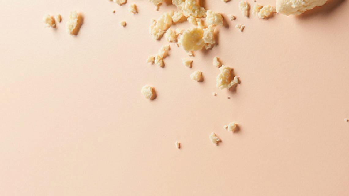 קראמבל חלב של פרונטו. צילום: דניאל לילה   סגנון: עמית פרבר