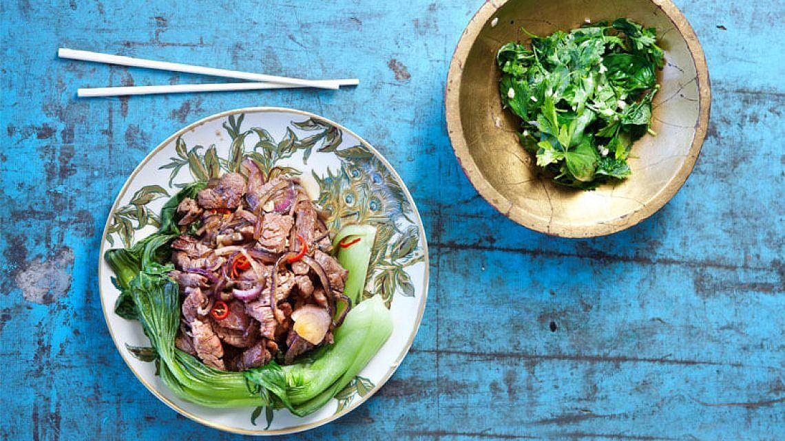 פילה בקר וייטנאמי.  צילום: דניאל לילה
