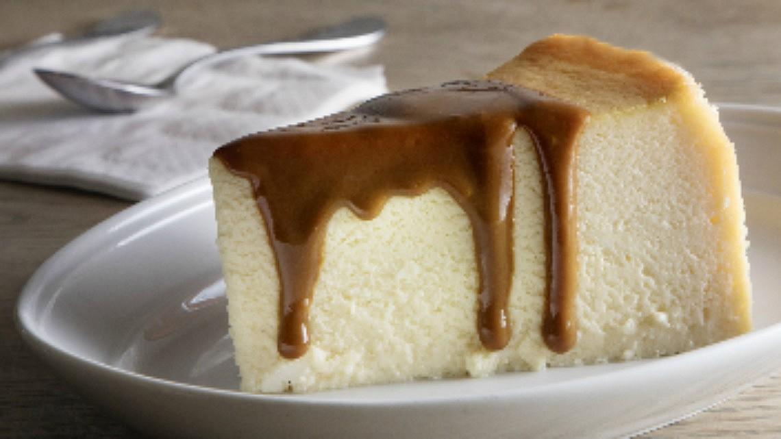 עוגת הגבינה הבאסקית של ה- Dada&da | צילום: דניאל לילה