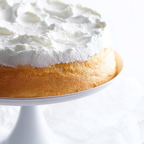 עוגת גבינה של סבתא. צילום: רונן מנגן, סגנון: דלית רוסו