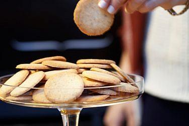 עוגיות פרג לימון. צילום: דניאל לילה