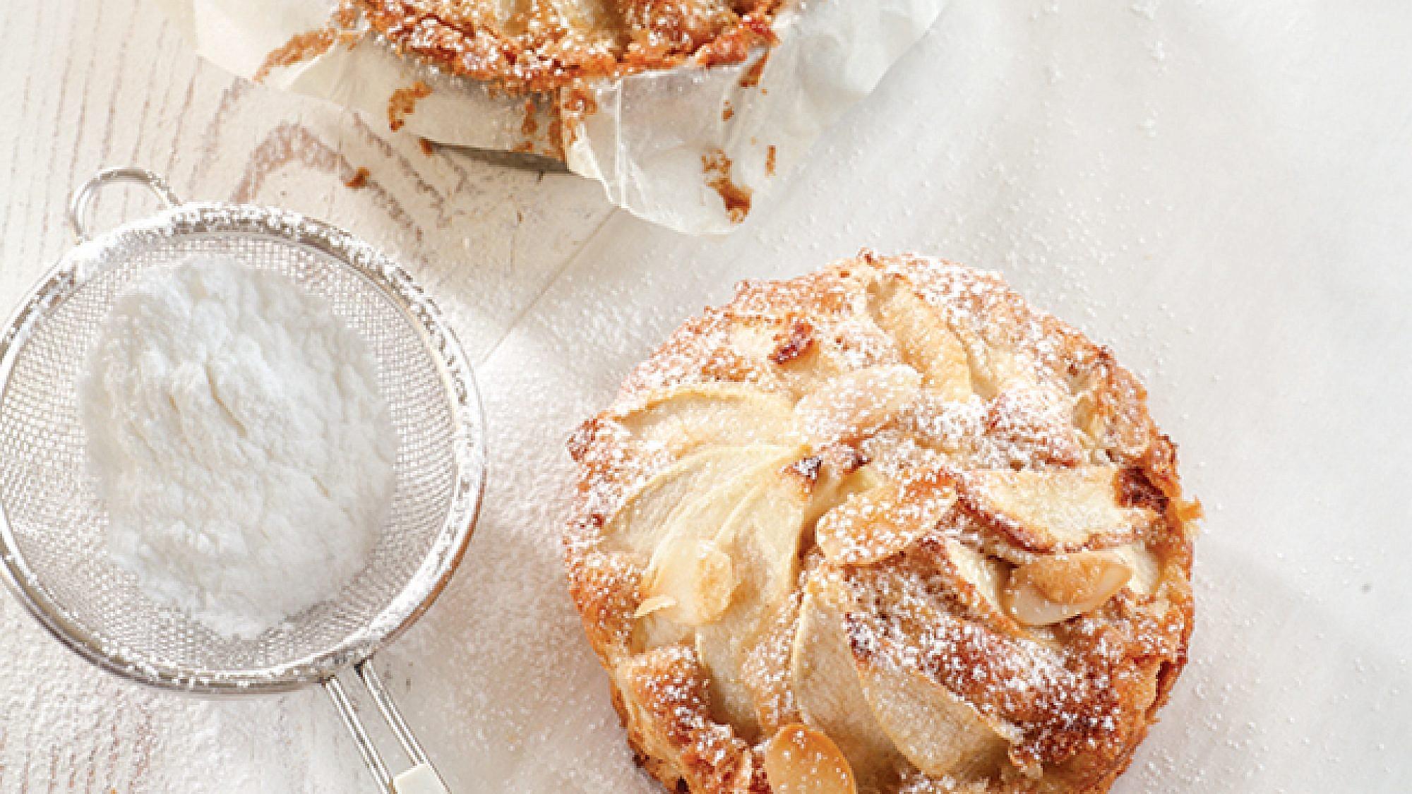 עוגת תפוחים של סבתות