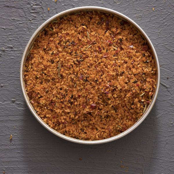 לצליית עוף בשר וירקות, תערובת תבלינים טוסקנה. צילום: אנטולי מיכאלו