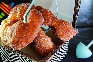 ספינג' מרוקאי מתוק של הילה יבניאלי-בוכריס. צילום: מנחם גרייבסקי. סטיילינג: בתשי כוחיי