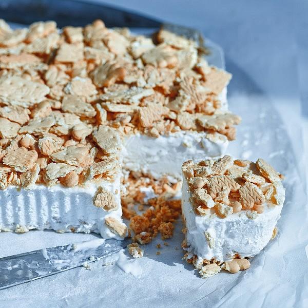 לפקוס קורמוס - עוגת ביסקוויטים של שף אליאב גולדנברג. צילום: דן פרץ. סטיילינג: נורית קריב