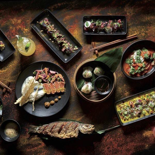 לא מחויב לאותנטיות – מסעדת טאיזו. צילום: אנטולי מיכאלו