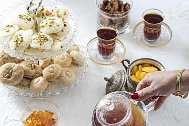 עוגיות אגוזי מלך של שפית דיאנה רחמני. צילום: אפיק גבאי