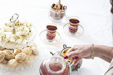 עוגיות שקדים של שפית דיאנה רחמני. צילום: אפיק גבאי