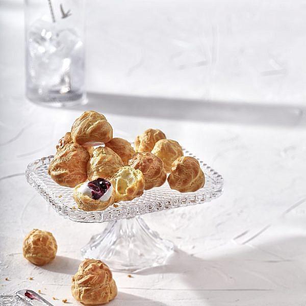 גוז'ר - פחזניות גבינה של שף מושיקו גמליאלי. צילום: אנטולי מיכאלו