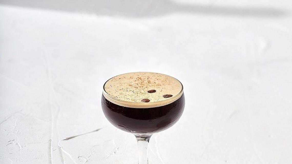 Espresso Martini של קבוצת אימפריאל. צילום: אנטולי מיכאלו