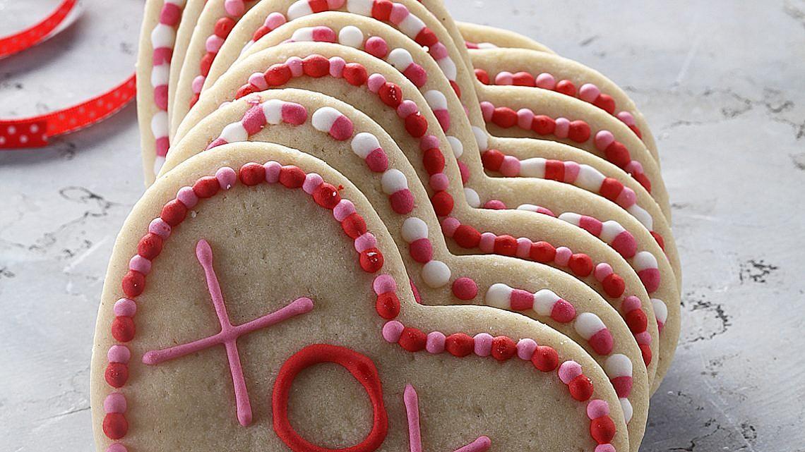 עוגיות סוכר של מאפיית נולה. צילום וסטיילינג: אפיק גבאי