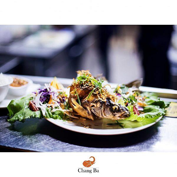 צ'אנג בה. צילום: באדיבות המסעדה