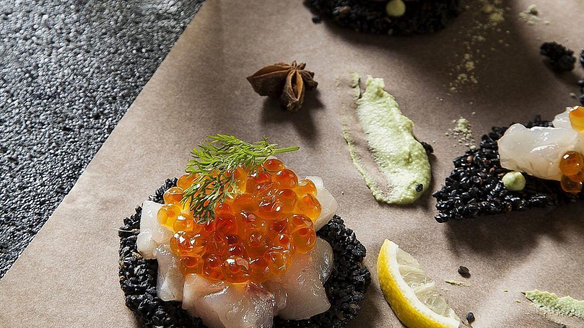 קסטה דג של שפית לירז שדה. צילום: אפיק גבאי