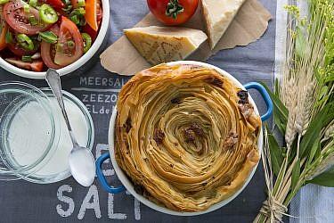 בניצה של שף קונדיטור ליאור שטייגמן. צילום: שירן כרמל