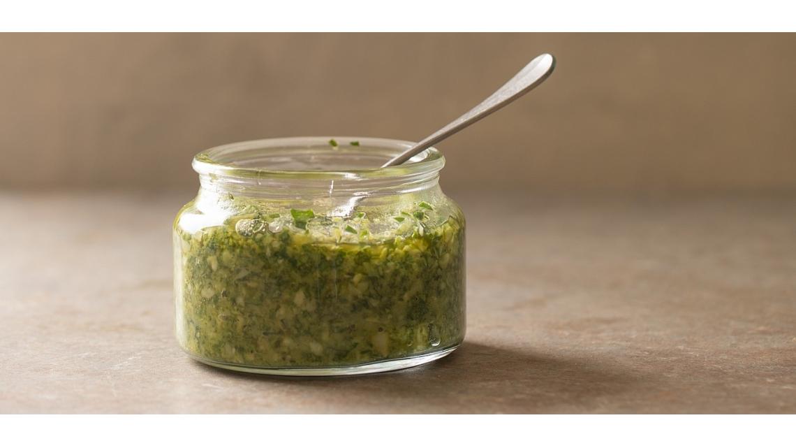 ממרח ארטישוק צלוי עם שום ירוק ורוקט של רינת צדוק. צילום: חיים יוסף