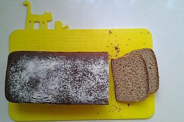 לחם כוסמין של ברי יוגב. צילום: שרון ויין
