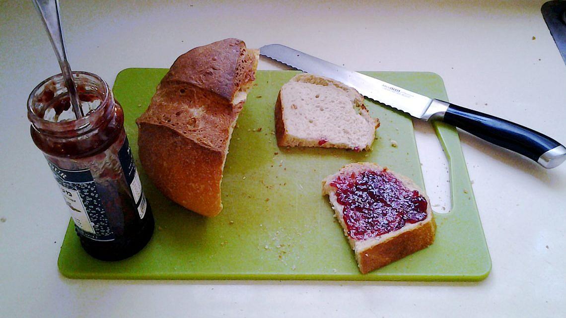 לחם בירה של ברי יוגב. צילום: ברי יוגב
