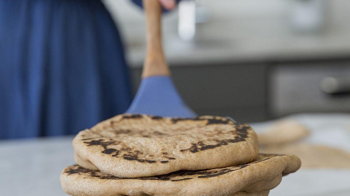 לחם במחבת של איה קרמרמן. צילום: יעל אילן