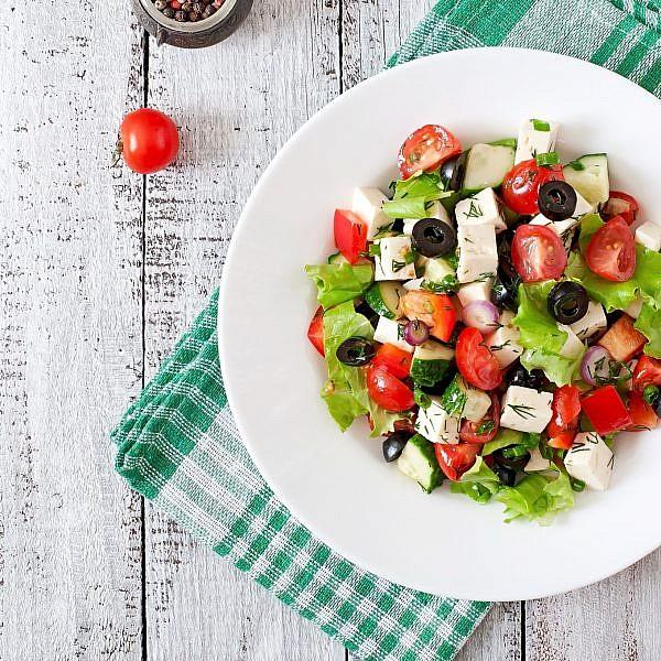 ירקות במרכז הצלחת- משק צוריאל