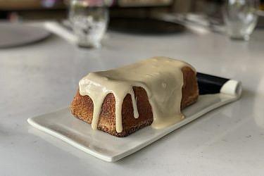 עוגת משמש. צילום: ליאור משיח
