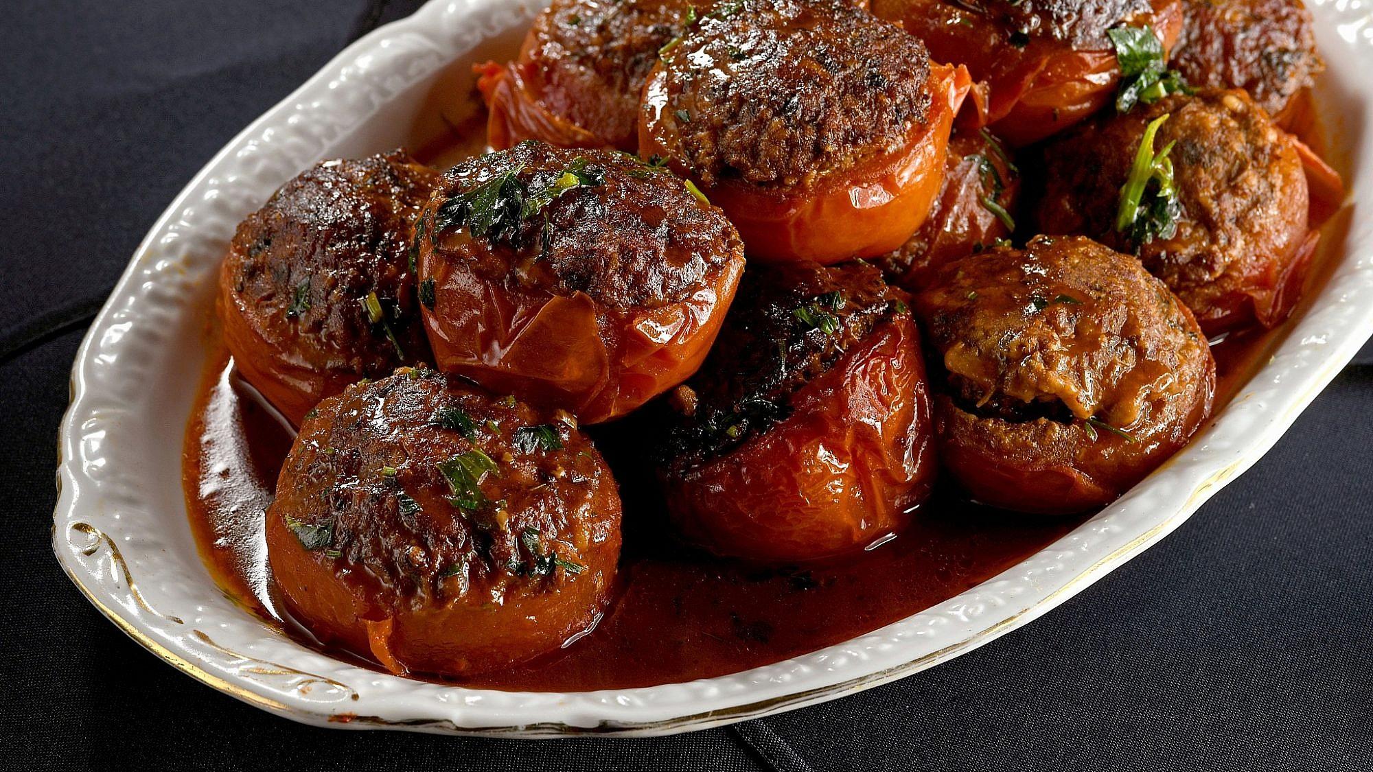 מדיאס עגבניות של דניאלה לרר. צילום: רן בירן