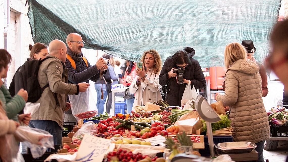 סיורי אוכל וצילום בטוסקנה. צילום: שלי אבידור