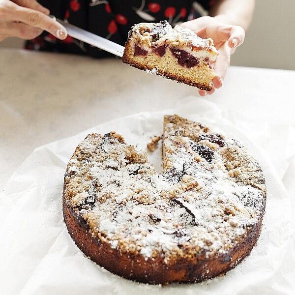 עוגת ג'ולי של חגית ביליה. צילום: דניאל לילה