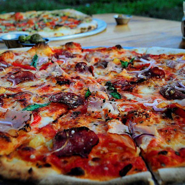 פורנטו פיצה בר. צילום באדיבות המסעדה