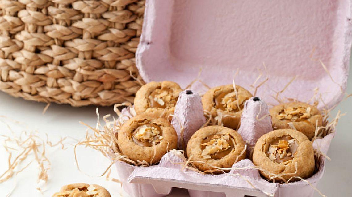 עוגיות קרמל. צילום: בועז לביא
