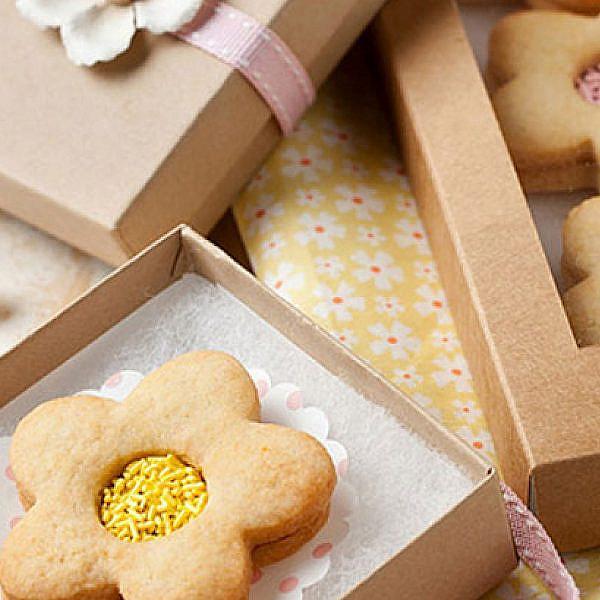 עוגיות פרח ריבה. צילום: בועז לביא