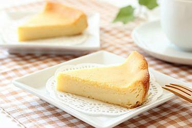 עוגת גבינה.צילום: shutterstock