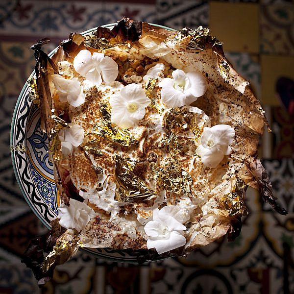 אום עלי של נוף עתאמנה אסמעיל | צילום: דניאל לילה | סגנון: עמית פרבר