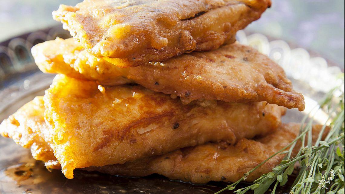 דג בורי בלימון פרסי של מיכל חביביאן | צילום: דן לב | סגנון: דלית רוסו