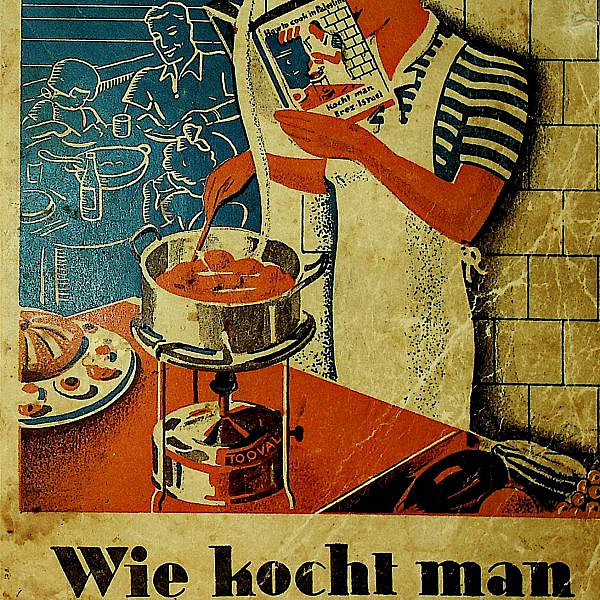 מבשלים היסטוריה- קרדיט: אוספי הספרייה הלאומית