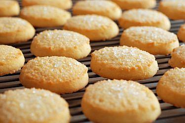 עוגיות חמאה. צילום: shutterstock