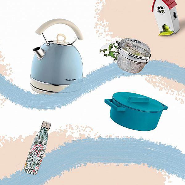 כלי מטבח שווים לחורף. אילוסטרציה: אלונה פלוסקי