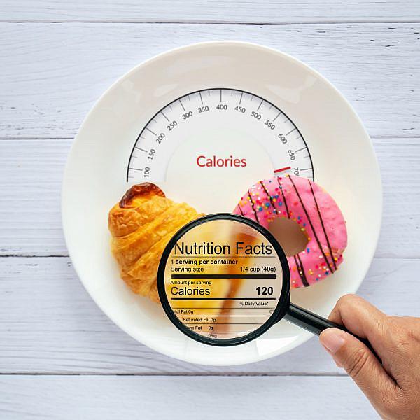 למה צריך להפסיק לספור קלוריות. צילום: shutterstock