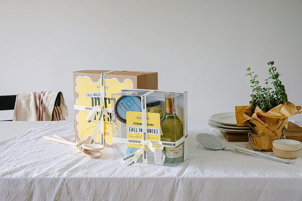 הכל לארוחה רומנטית בבית צילום: טל סיון צפורין