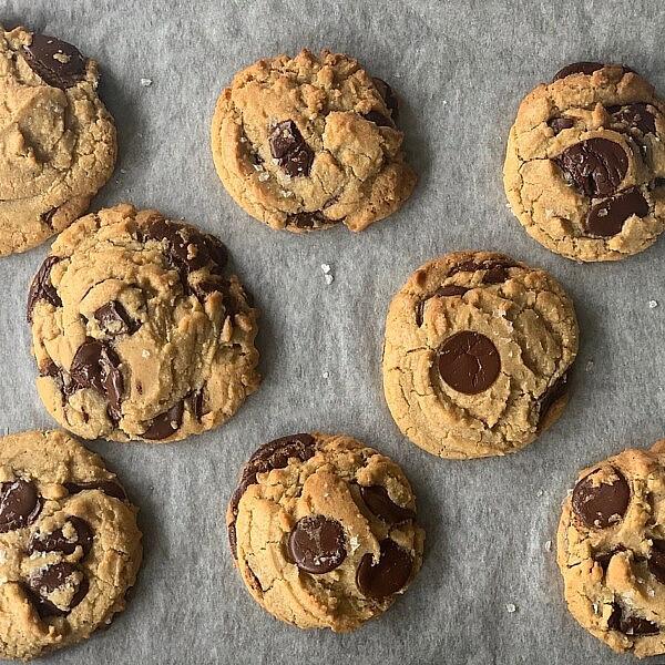 עוגיות שוקולד צ'יפס. ליאור משיח