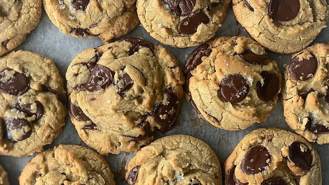 עוגיות שוקולד צ'יפס של ליאור משיח. צילום: ליאור משיח