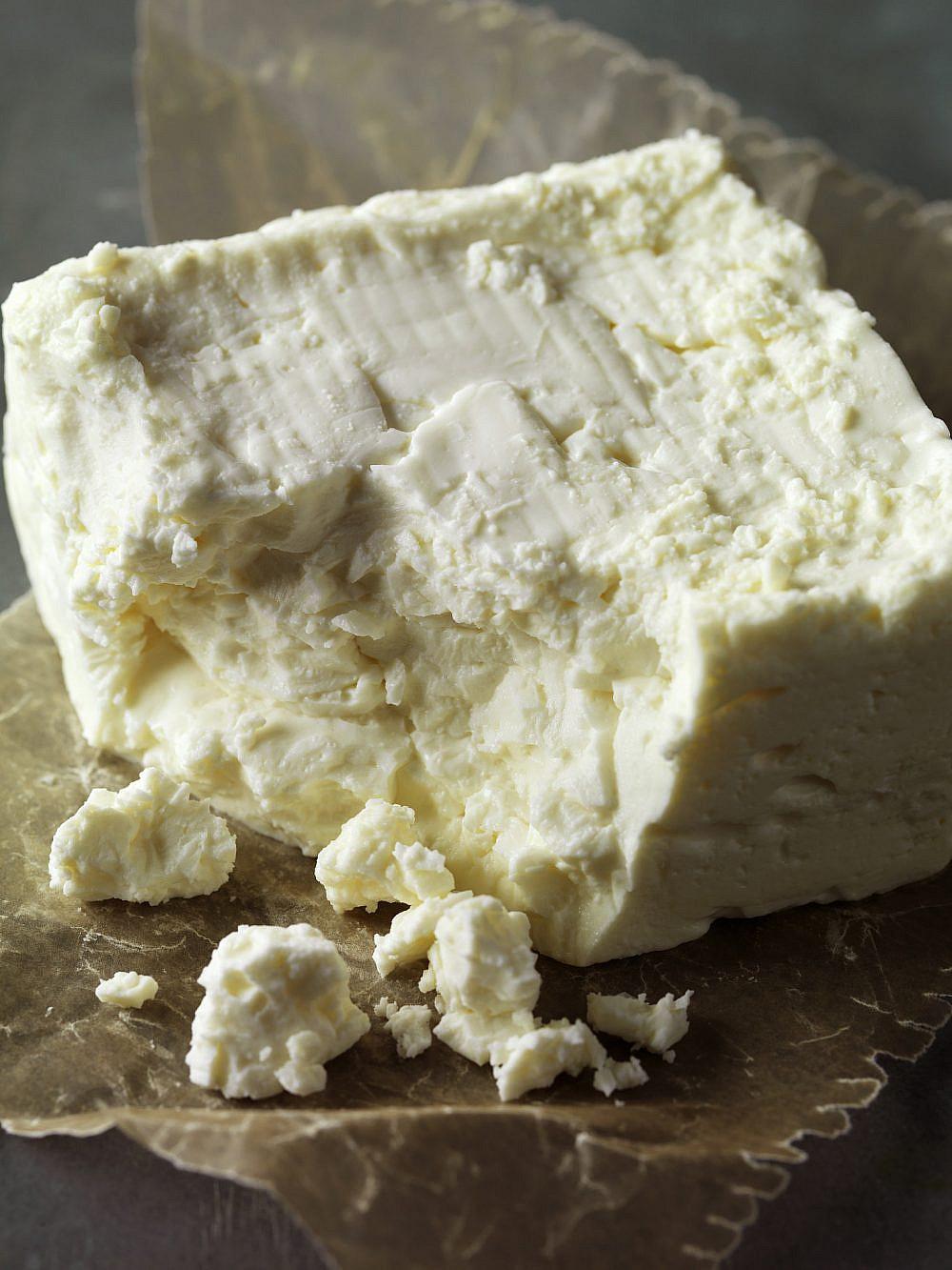 של מי הגבינה הזאת? גבינת פטה מיוון. צילום: GettyImages