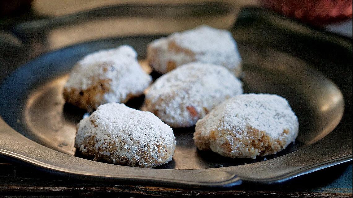 עוגיות אבנים מתגלגלות של מיקי שמו. צילום: דניאל לילה. סטיילינג: עמית פרבר