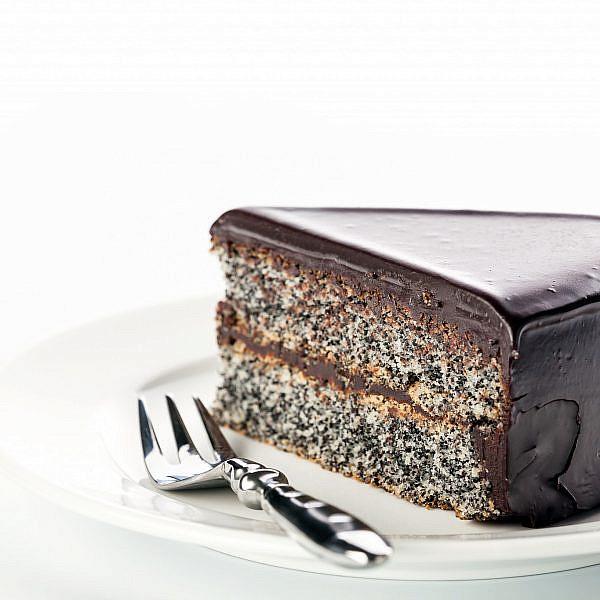 עוגת פרג. צילום: shutterstock