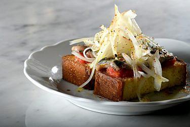 בוקרונס של שף עינב אזגורי. צילום: רן בירן