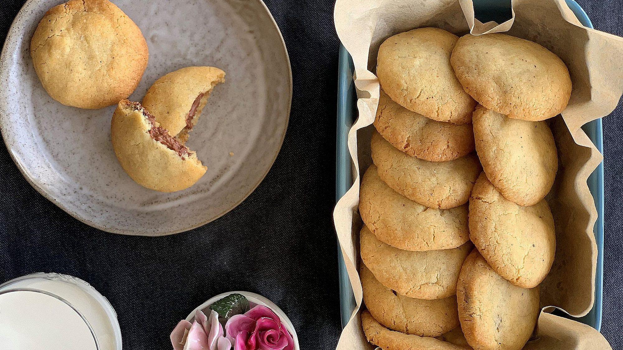 עוגיות קרמוגית. ליאור משיח
