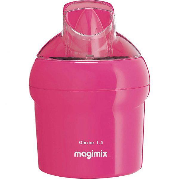 """מחשבות על קיץ מכונת גלידה ביתית של Magimix. צילום: יח""""צ"""
